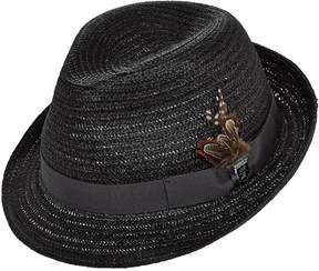 Stacy Adams Men's Paper Braided Fedora