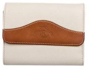Ghurka Grained Leather Wallet