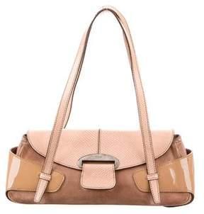 Tod's Karung-Trimmed Mini Bag