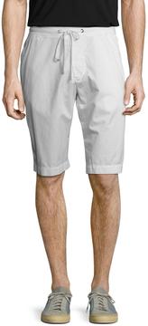 James Perse Men's Contrast Surplus Shorts
