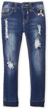 Vigoss Girls 4-6x) Doggie Pocket Skinny Jeans
