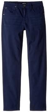Hudson Jagger Slim Straight Twill in Moroccan Blue Boy's Clothing