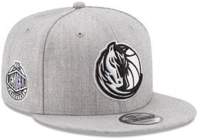 New Era Boys' Dallas Mavericks The Heather 9FIFTY Snapback Cap