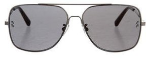Stella McCartney Tinted Aviator Sunglasses w/ Tags