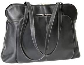 Royce Leather Women's Vaquetta Nappa Tote 694.