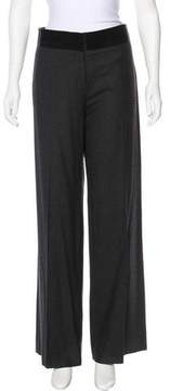 Mantu Wool High-Rise Pants