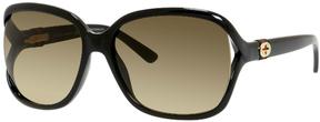 Safilo USA Gucci 3646 Rectangle Sunglasses