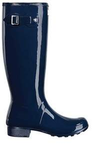 Hunter Women's Original Tour Gloss Rain Boot.