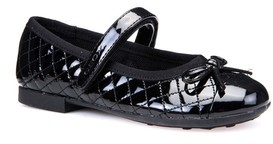 Geox Toddler Girl's 'Plie' Mary Jane Flat