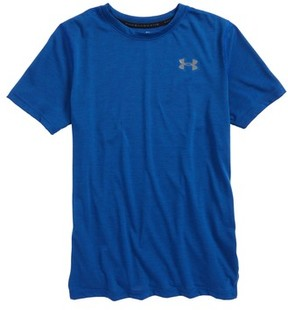 Under Armour Boy's Threadborne T-Shirt