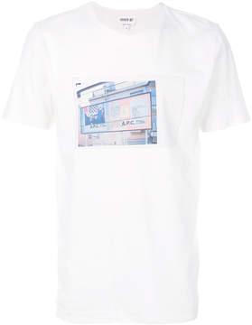A.P.C. photo print T-shirt
