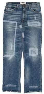Golden Goose Deluxe Brand Distressed Five-Pocket Jeans