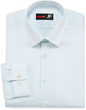 Jf J.Ferrar JF  Easy-Care Slim Fit Long Sleeve Dress Shirt