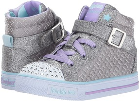 Skechers Shuffles - Twinkle Charm 10819N Lights Girls Shoes