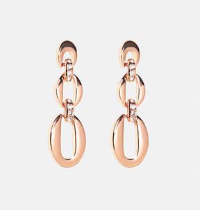 Avenue Chain Link Drop Earrings