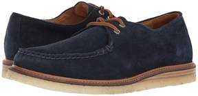 Sperry Gold Cup Captain's Ox Crepe Suede Men's Shoes
