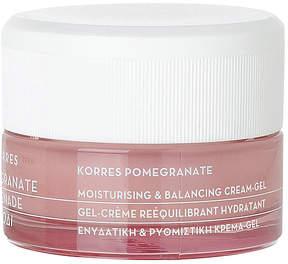Korres Pomegranate Moisturizing & Balancing Cream.