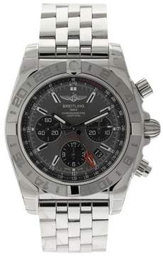 Breitling Chronomat 44 GMT AB042011/F561 Stainless Steel Mens Watch
