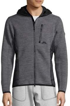 J. Lindeberg Golf Regal Insulated Hooded Jacket