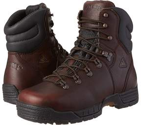 Rocky 8 Mobilite Steel Toe WP Wide Toe Men's Shoes