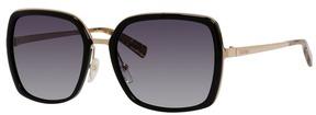 Safilo USA Max Mara Classy III Rectangle Sunglasses