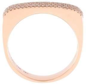 Ef Collection embellished ring