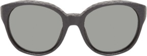 Linda Farrow Luxe Women's 312 Snakeskin Cat Eye Frame