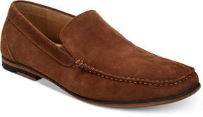 Kenneth Cole Reaction Men's Integer Suede Moc-Toe Loafers Men's Shoes