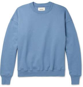Noon Goons Icon Fleece-Back Brushed-Cotton Jersey Sweatshirt