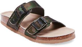 Madden-Girl Women's Brando Flat Sandal