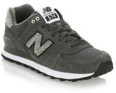 New Balance 574 Shattered Pearl Sneakers