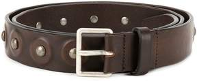 DSQUARED2 press studs belt