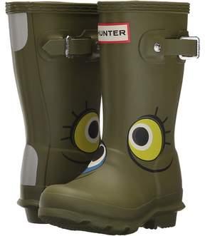 Hunter Original Alien Boot Kids Shoes