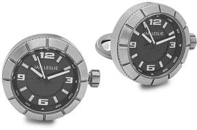 Jan Leslie Men's Watch Cuff Links