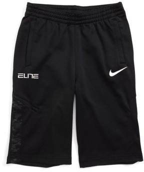 Nike Boy's Therma Elite Shorts