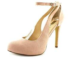 INC International Concepts Lucey Women Open Toe Synthetic Pink Platform Heel.
