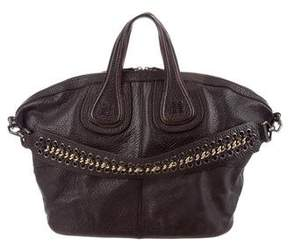 Givenchy Corset Chain Leather Nightingale Bag