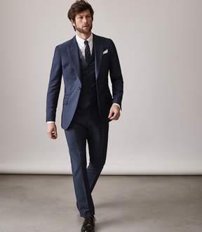Reiss Dissolve Modern Fit 3 Piece Suit