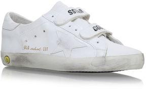 Golden Goose Deluxe Brand Old School Superstar Sneakers