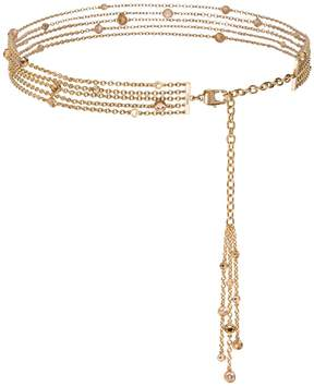 St. John Layered Chain Belt