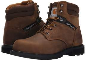 Carhartt Traditional Welt 6 Steel Toe Work Boot Men's Work Boots