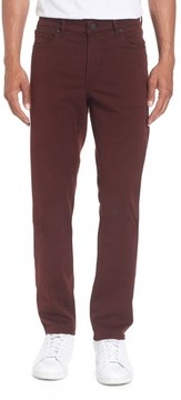 DL1961 Men's Russell Slim Fit Sateen Twill Pants