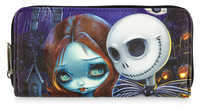 Disney The Nightmare Before Christmas Wallet by Jasmine Becket-Griffith