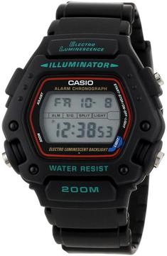 Casio DW-290-1V Men's Classic Watch