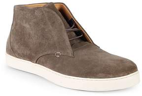 Vince Camuto Men's Gullie Suede High-Top Sneakers
