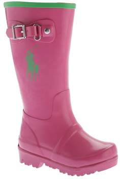 Polo Ralph Lauren Infant Girls' Ralph Rain Boot - Toddler