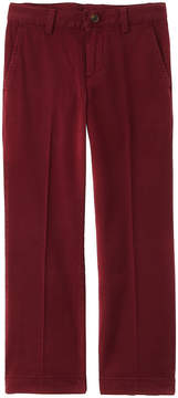 Brooks Brothers Boys' Burgundy Chino