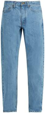 Saturdays NYC Luke straight-leg denim jeans