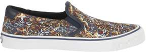 Kenzo Flying Tiger Slip-On Sneakers