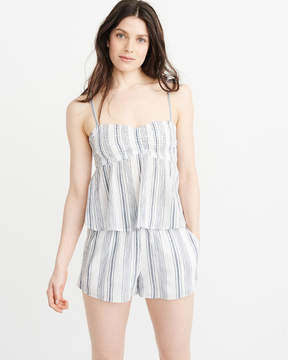 Abercrombie & Fitch Tie-Shoulder Easy Cami